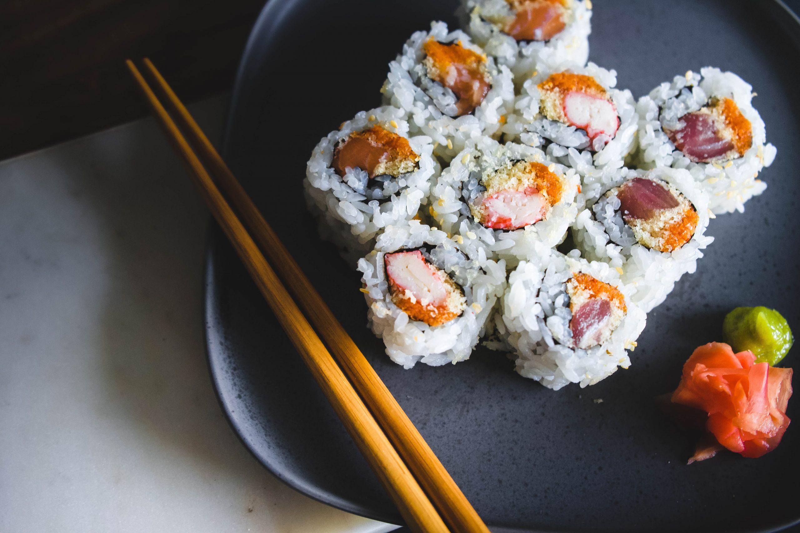 Sushi bestellen